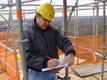 Documenting the existing structure for shop drawing preparation
